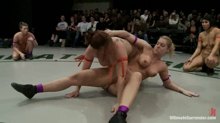 Nude in the mud tape